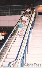 #15: Taking the escalator