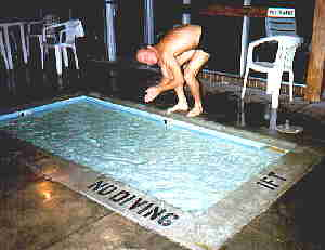 #31: Diving at the 1997 NUC hotel